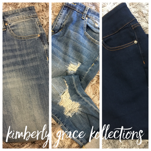 Denim Kollections: KGK Denim I