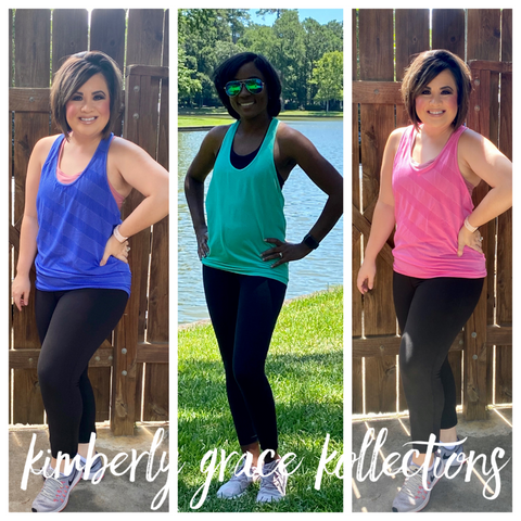 Activewear Kollections: Run It Love It Top I
