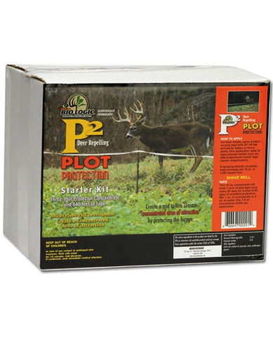 Food Plot Protector Kit - Deer Repellent System