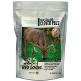 Perennial deer food plot seed  drought tolerant clover chicory mix