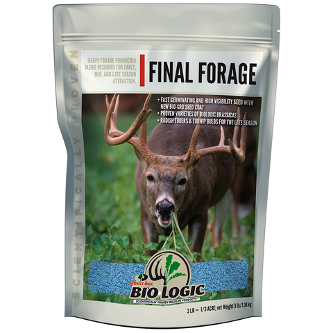 Final Forage Food Plot Seed