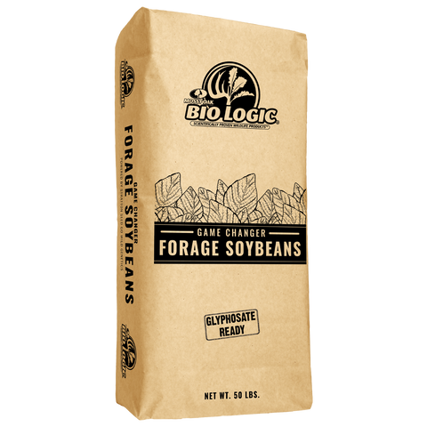 Game Changer Forage Soybeans - Free Shipping