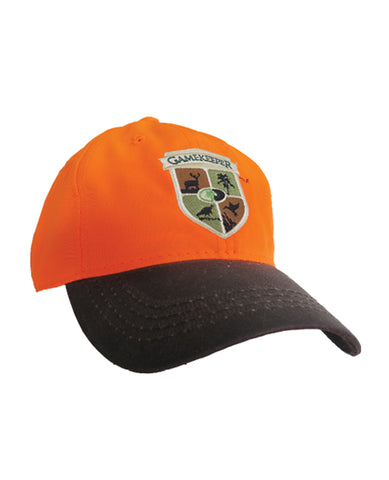 GameKeeper Blaze Orange Hat