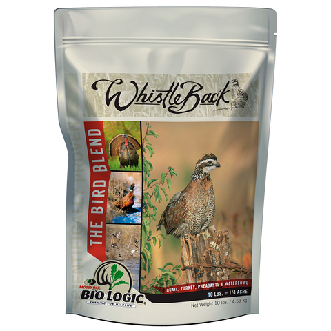WhistleBack Food Plot Seed