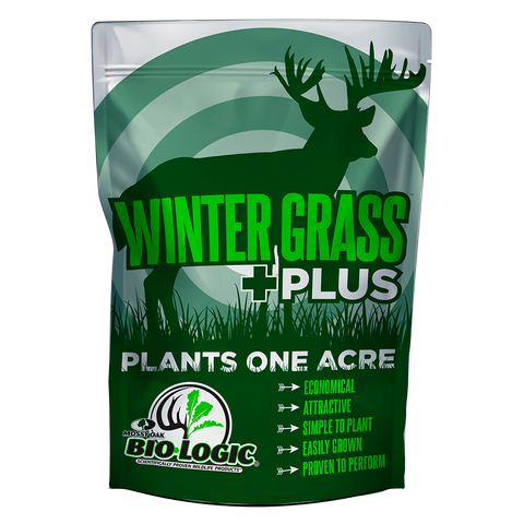Winter Grass Plus Food Plot Seed