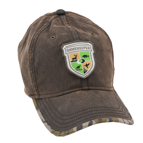 GameKeeper Wax Cotton Bottomland Trim Hat