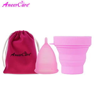 11.11 Menstrual cup AneerCare