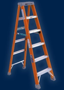 Brilliant 8 Ft Step Ladder