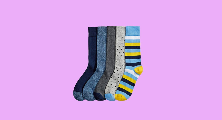 Best Mens Socks: 15 Pairs to Keep Your Feet Sweat-Free and Stylish