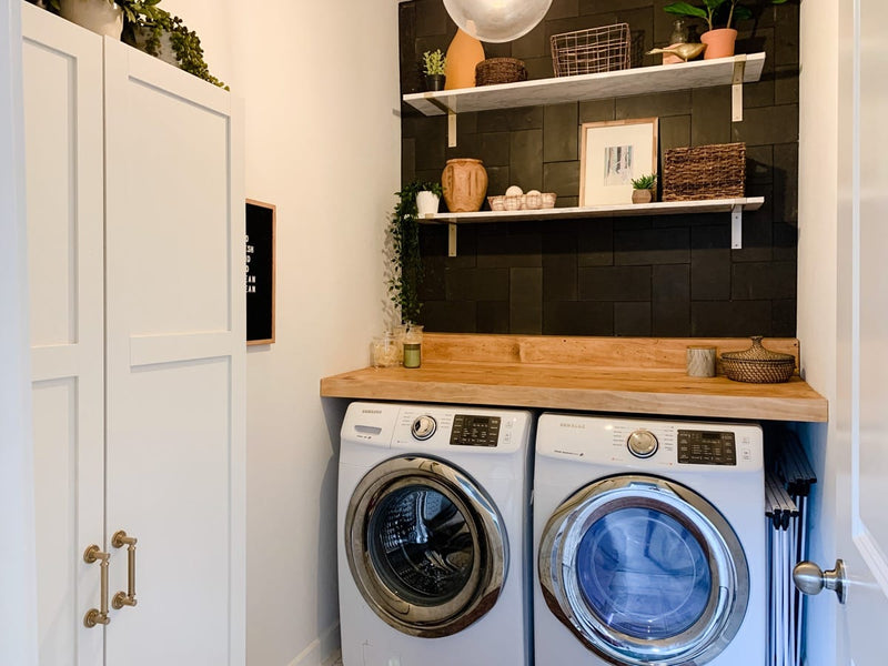 The Laundry Room Reveal