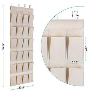 Select nice mindspace over the door shoe organizer rack hanging shoe organizer for closet for closet organization laundry room pantry bathroom organizer