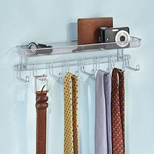 Load image into Gallery viewer, Shop for catenus closet wall mount accessory organizer for storage of ties belts watches glasses accessories