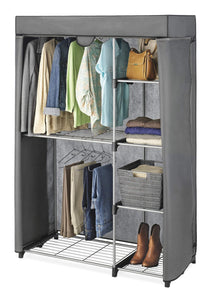 Save on whitmor deluxe utility closet 5 extra strong shelves removable cover