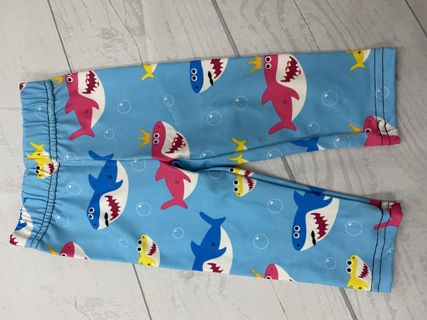 Baby Shark Baby Leggings