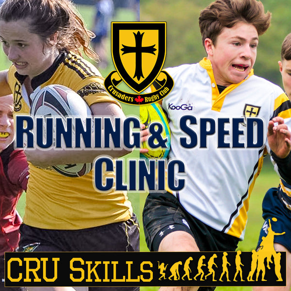 Running & Speed Clinic (U14)