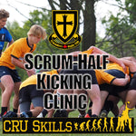 Scrum-Half Kicking Clinic