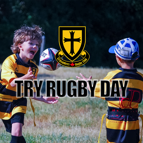Try Rugby Day Registration