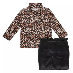 Safari Skirt Set