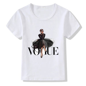 Little Lady Vogue Tee