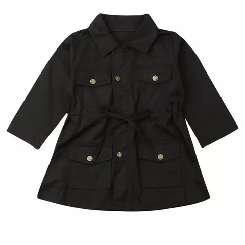 Sienna Trench Dress