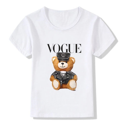 Teddy Vogue Tee