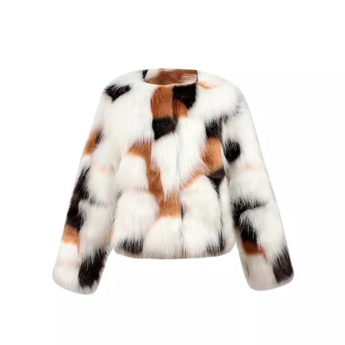 Cowgirl Faux Fur