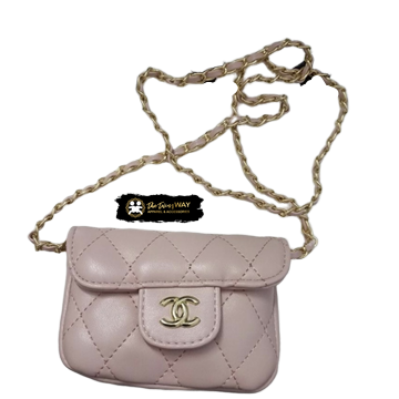 CC Mini Purse (Pink)