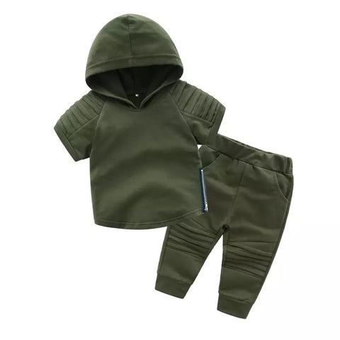 Mode Sweatsuit (Olive)