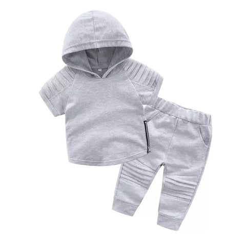 Mode Sweatsuit (Gray)