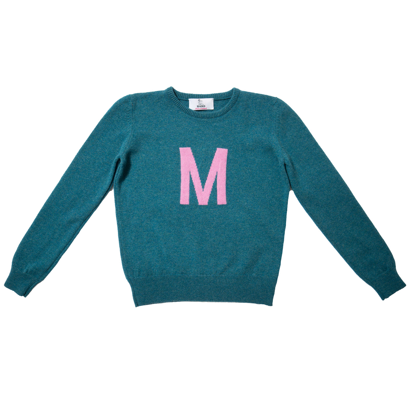 Hades - Alphabet Knit Jumper M