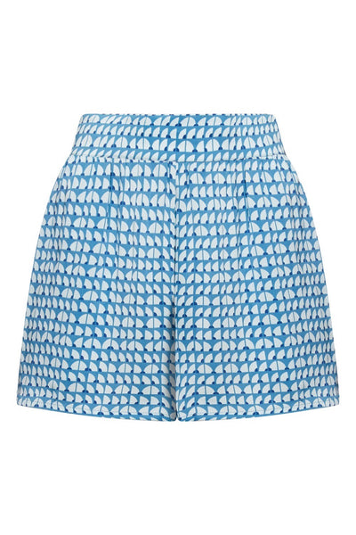 Baar and Bass - Geo Fan Rio Shorts