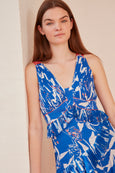 Tanya Taylor - Parrot Tulip Eva Dress