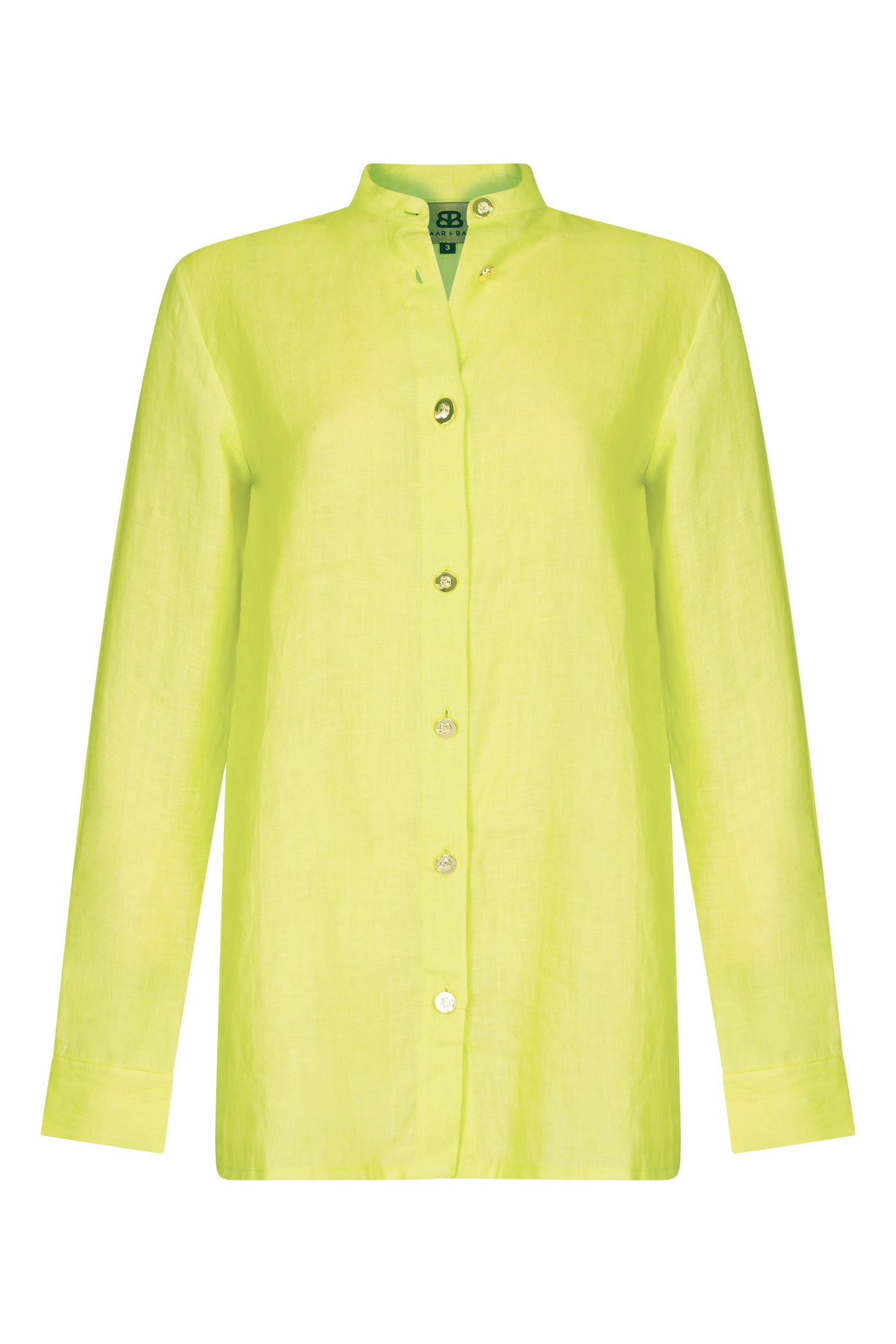 Baar and Bass - Lime Cherie Shirt