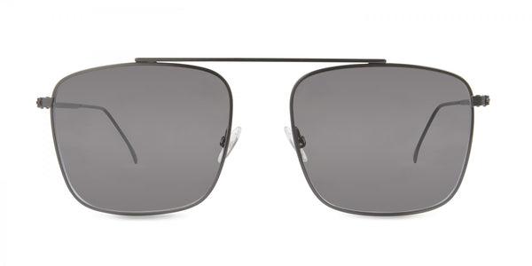 Finlay & Co - Parker Black Grey Lenses