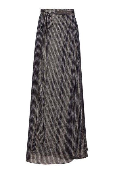 Baar and Bass - Geo Mesh Lurex Freya Skirt