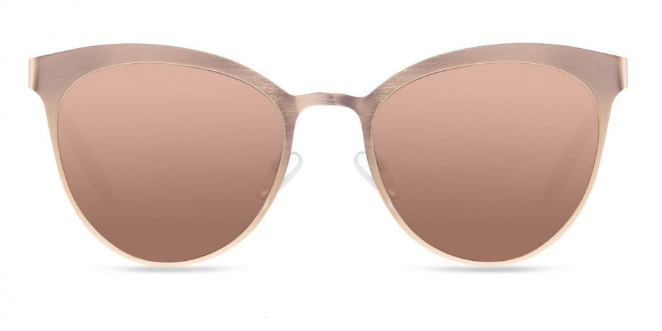 Finlay & Co - Rose Gold Willow Rose Lenses