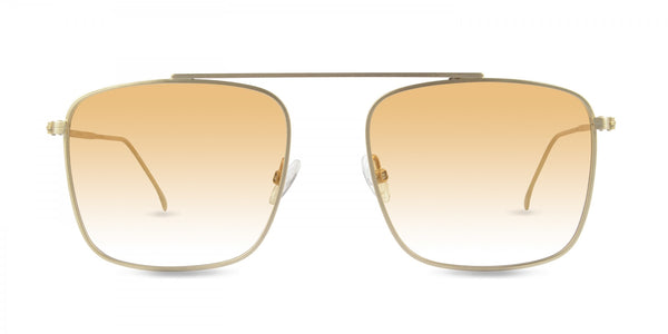 Finlay & Co - Parker Gold Orange White Lenses