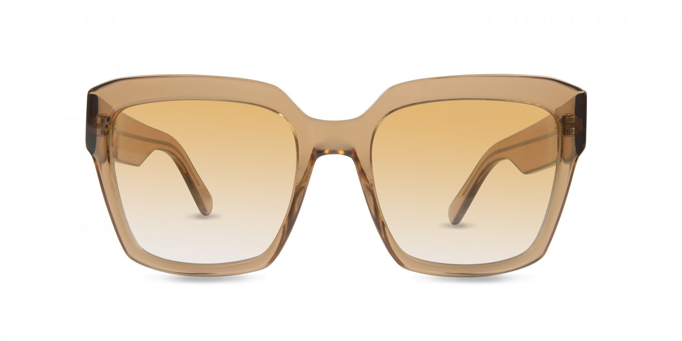 Finlay & Co  - Matilda Butterscotch  Brown and White Lenses