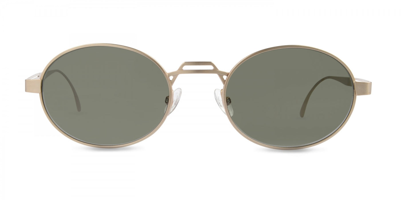 Finlay & Co - Nelson Gold Green Lenses