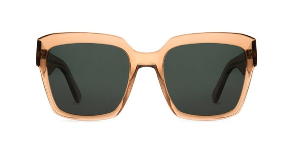 Finlay & Co - Matilda Butterscotch Green Lenses