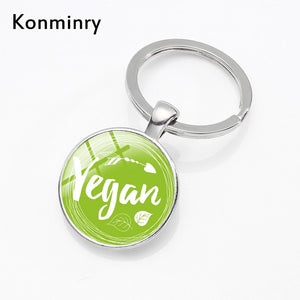 Earth-Conscious Key Chain Rings - Various Styles