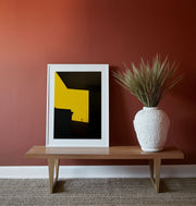 Poster Minimalistic Shapes