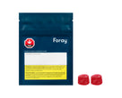 Foray - 10 mg Raspberry Vanilla Gummies