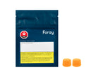 Foray - 10 mg Peach Mango Gummies