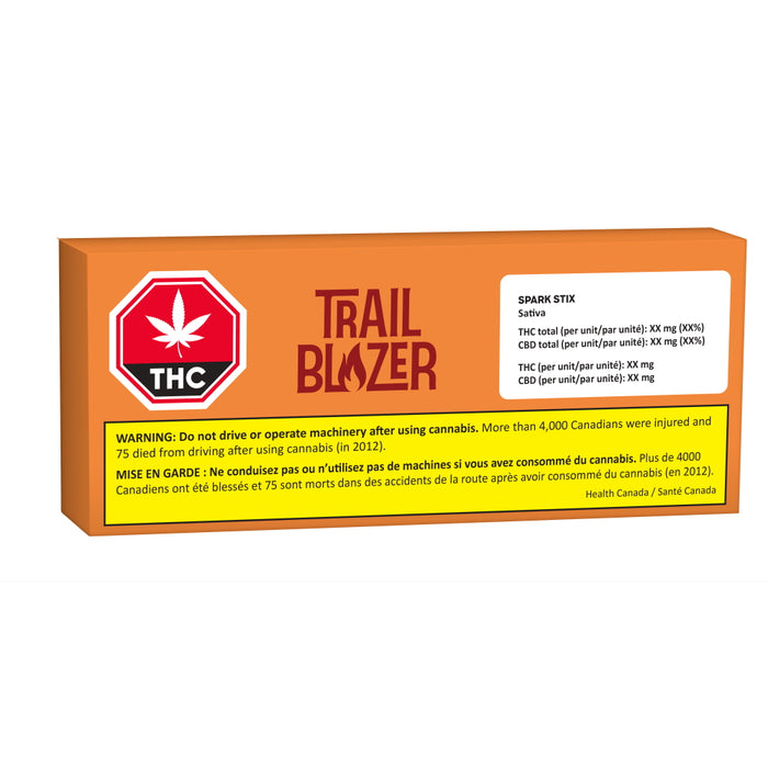 Trailblazer - Pre-Rolled Spark Sativa