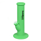 "Dabware Platinum - 10"" Silicone Bong Straight Shooter"