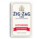 Zig Zag - White Kutcorner Papers