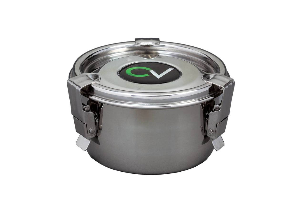 CVault - Stainless Steel Container w/ Boveda