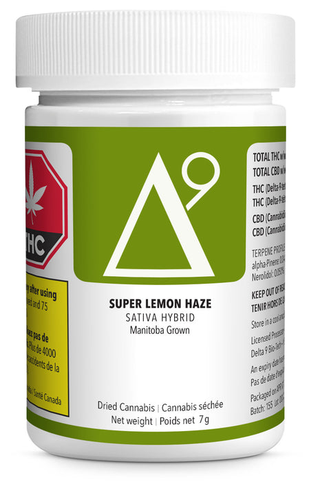 Delta 9 - Super Lemon Haze