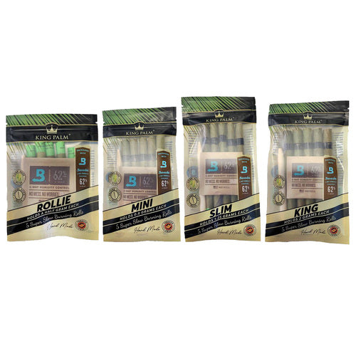 King Palm Rollies Pre-Roll pouch (5 per pack)